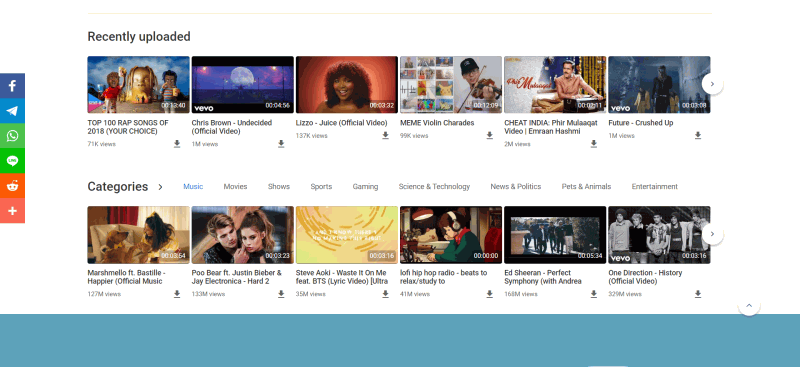 Browse Online Videos