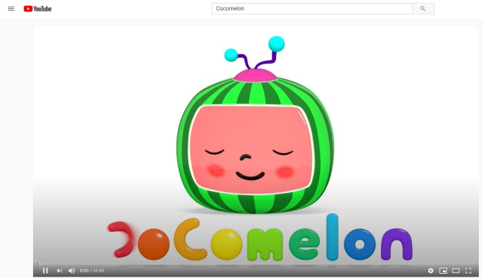Cocomelon Nursery Rhymes