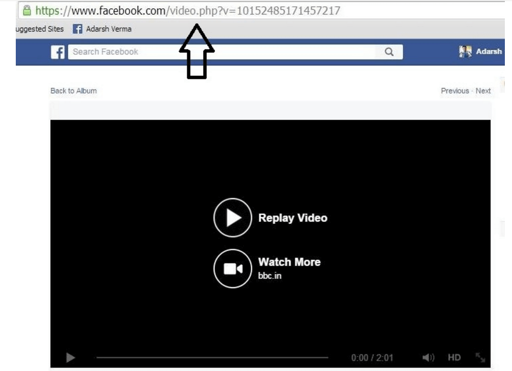 Hindi] direct facebook video download | without software and app.