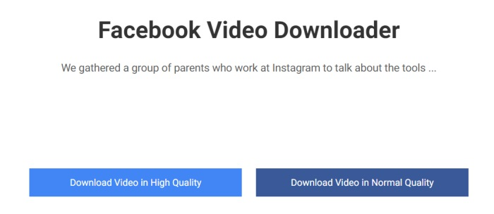 Ultimate Guide] Free Ways to Download Facebook Video to MP4