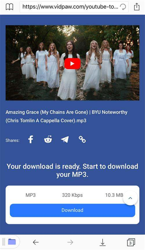Free Ways to YouTube Gospel Music to MP3/MP4 Online