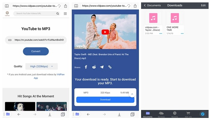 How to Convert YouTube Link to MP3 for Free Audio Download