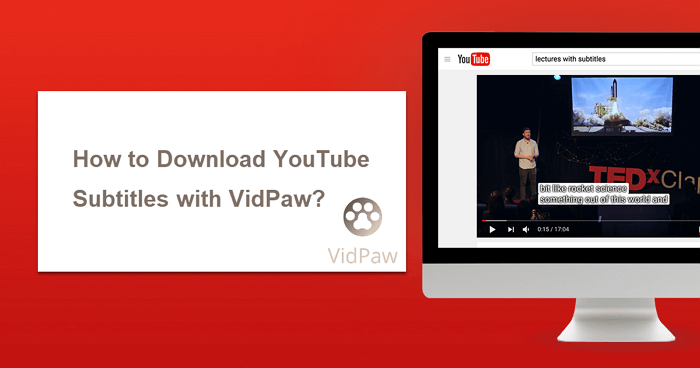 Download YouTube Subtitles with VidPaw