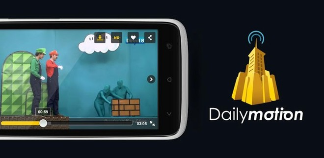 Enjoy Your Desired Dailymotion Video on Android