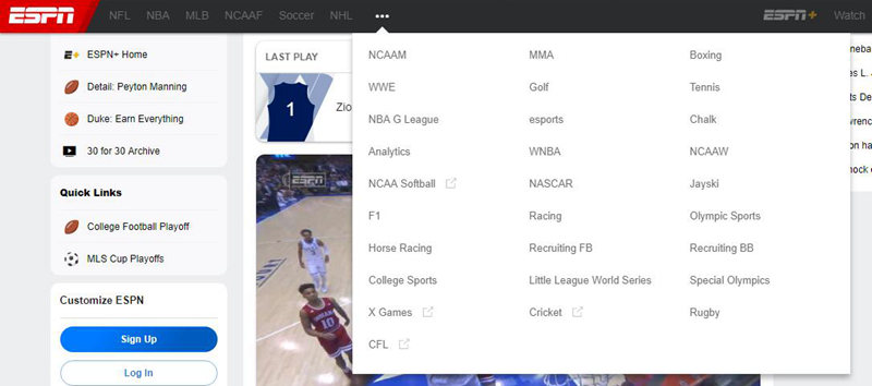 Solved] How to Easily Download ESPN Videos to MP4 in HD Online