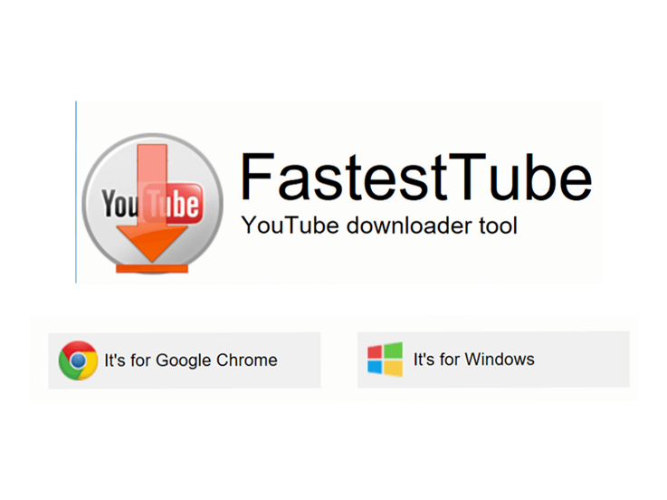 fast youtube downloader chrome extension