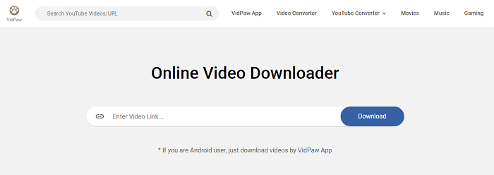 Download Videos from Any Websites