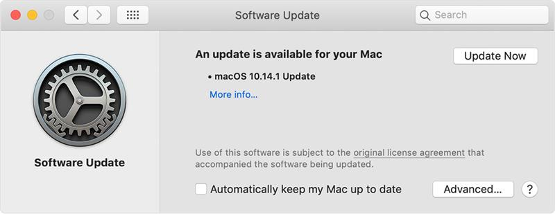 Youtube updates for mac