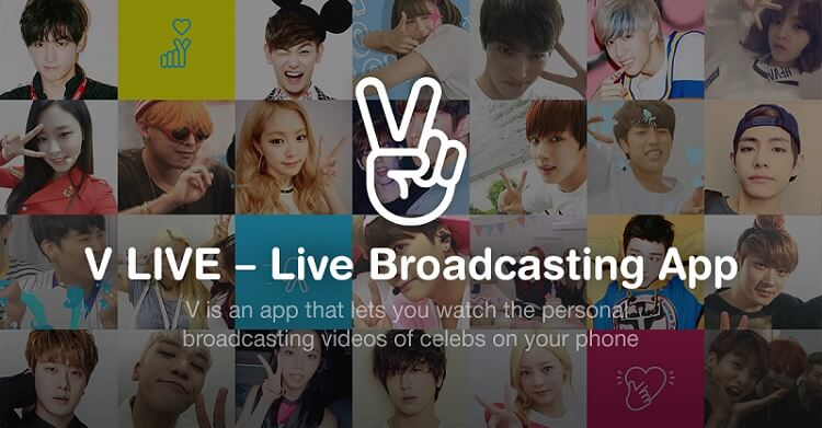 Free Download V LIVE Videos Online