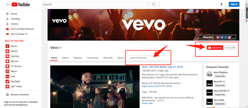 The Best Method to Download Vevo Videos in 360P/480P/720P