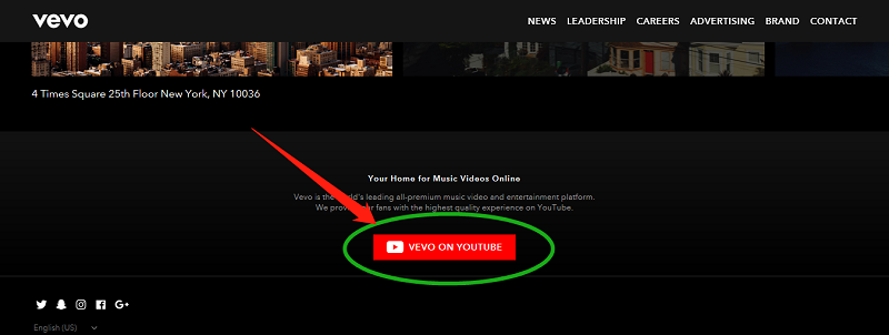 download vevo videos online