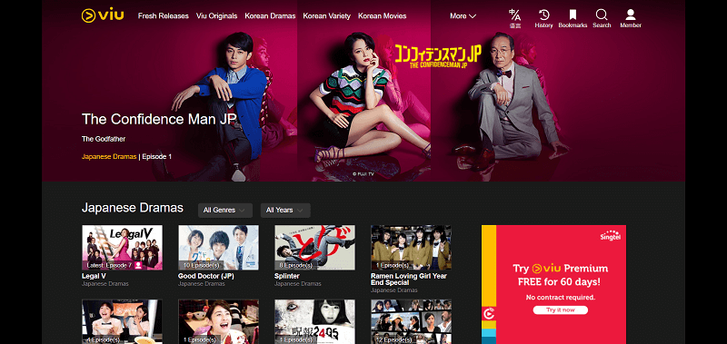 Best Website for Watching Japanese Drama with English
