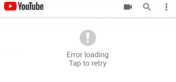 Why YouTube Not Loading Videos? Let's Get it Fixed