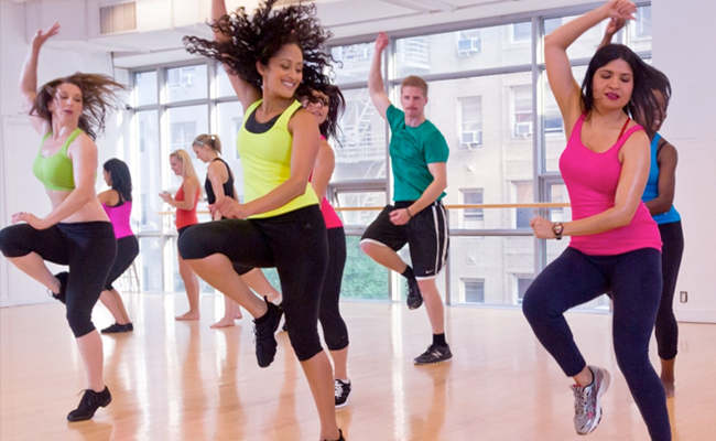 Zumba Full Body Workout