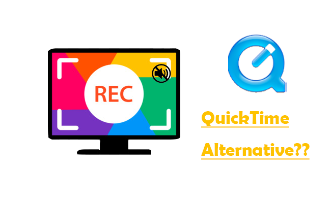 QuickTime Alternative to Record Screen with Audio for Computers