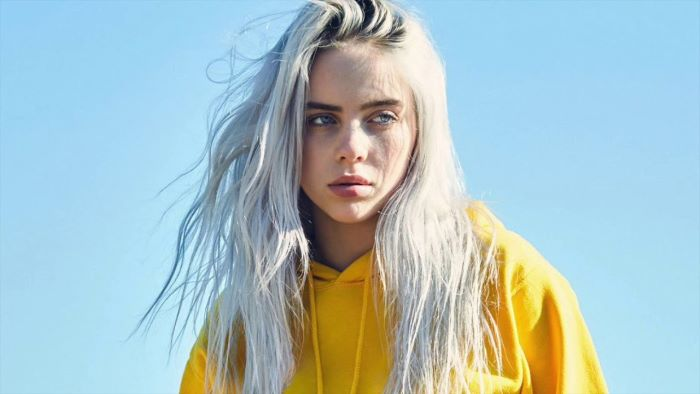 Billie Eilish's New Album Songs Download - When We All Fall Asleep, Where Do We Go?