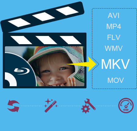 How to Fast Rip Blu-ray Videos to MKV on Windows/Mac