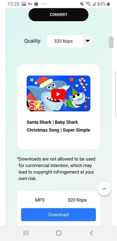 Christmas Song MP3 Android