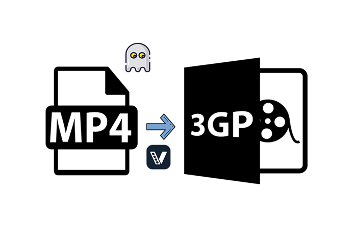 Convert MP4 to 3GP