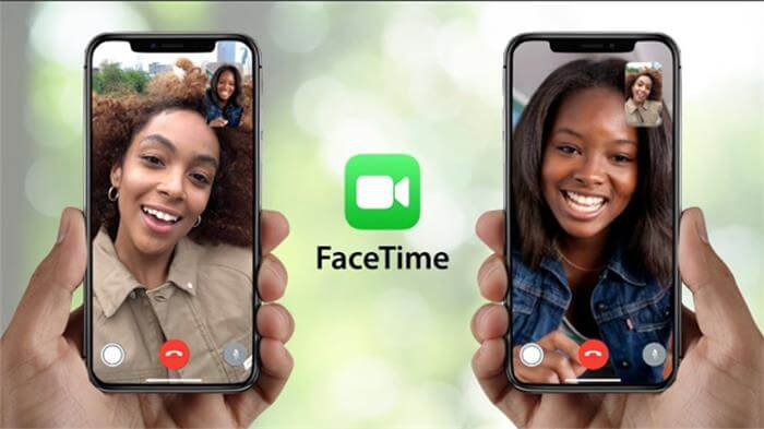 How to Screen Record A Facetime Call with Audio on iPhone/Mac