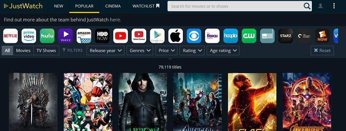 Free Movie Streaming] Top 10 Megashare Alternatives