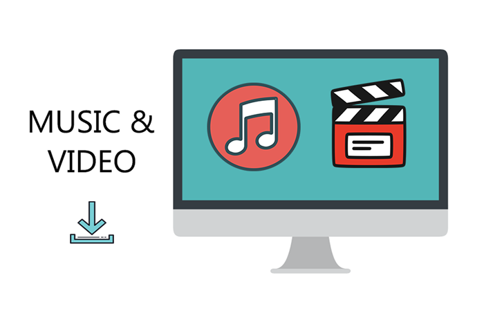 Music and Video Downloader - Download Music and Videos to MP3/MP4