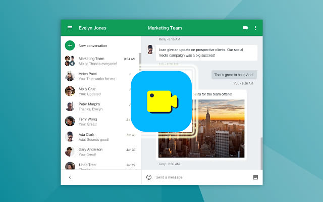Record Google Hangouts Video Calls