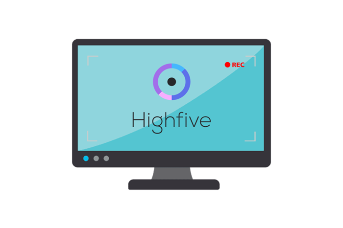 [Tips] How to Record Your Highfive Video Meeting