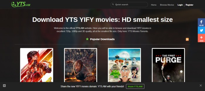 Recommendation] 10 Best Sites to Free Download Movies in HD